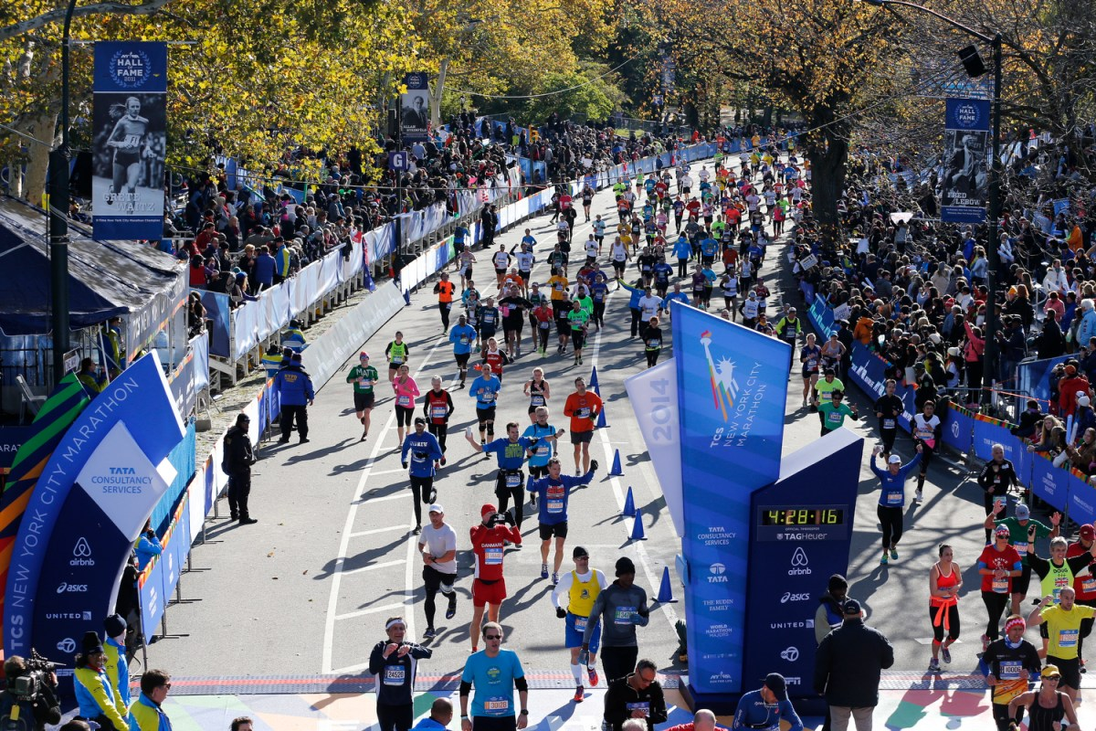 How To Run America's 20 Biggest Marathons in 2015