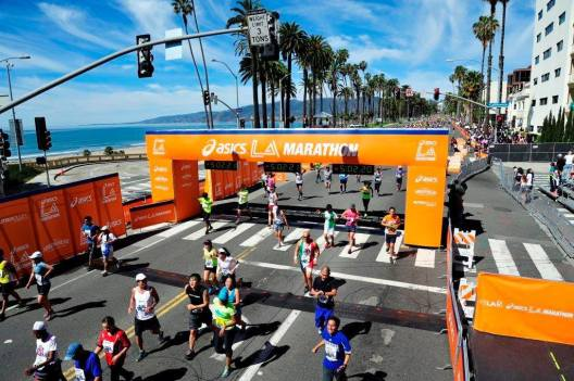 ASICS LA Marathon Hosts USATF Marathon Championships
