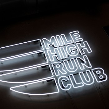 Testing Nike LunarTempo at Mile High Run Club