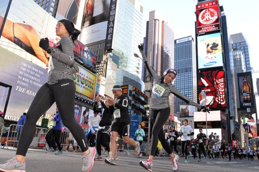 United Airlines NYC Half 2015 Viewing & Running Guide