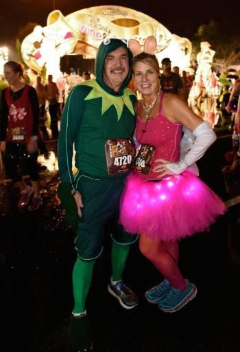 Run Disney Wine and Dine Half Marathon 2015 For Charity