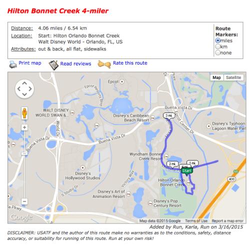 Hilton Orlando Bonnet Creek Marathon Weekends