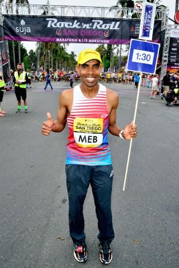 Rock 'n' Roll San Diego Half Marathon Training Begins