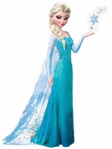 Elsa Pose