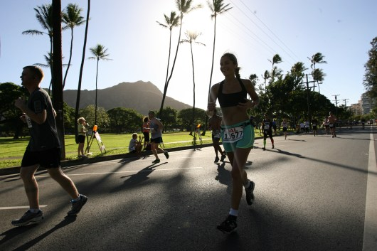 Ready Or Not For Honolulu Marathon