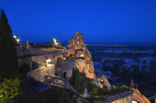 supped on Ottoman cuisine in a stone house at Cappadocia Home Cooking, and sipped Turkish wines at Argos's nearby vineyard.