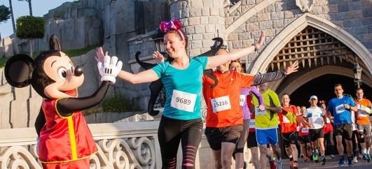 Disneyland Paris Half Marathon Registration Opens