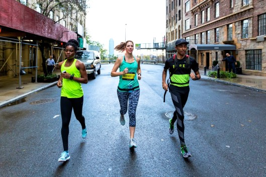 Nike+ Run Club Offers Personal Pacers Via Uber (Nike)