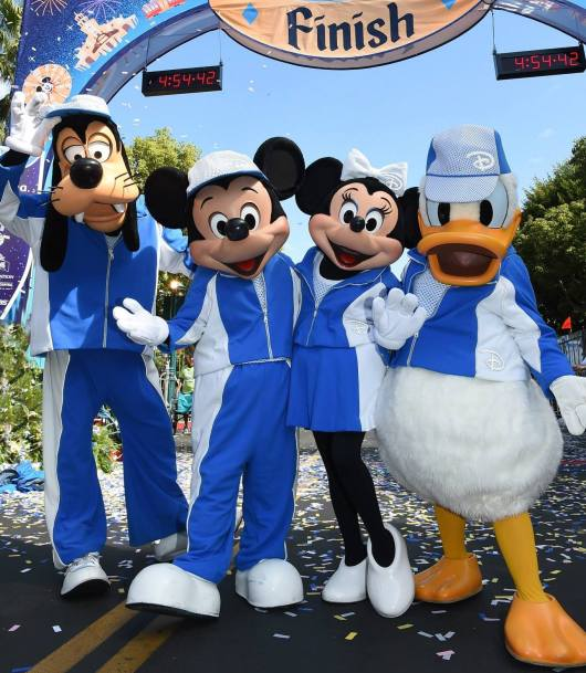 Disneyland Paris Half Marathon Registration Opens