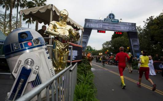 Three Disney Parks, Three Disney Races in 2016