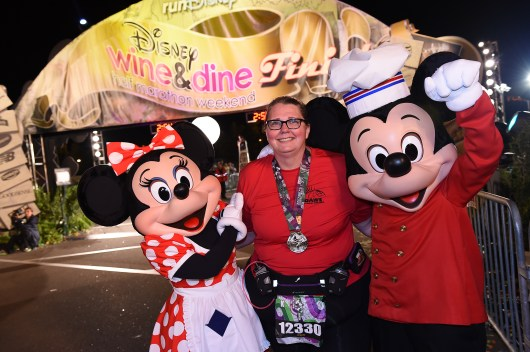 How To Run Sold-Out Disney Wine & Dine Half Marathon