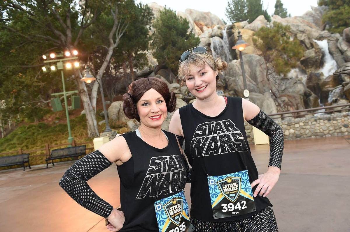 Star Wars Half Marathon 2017 Disneyland Registration