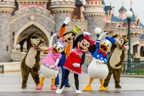 Disneyland Paris Half Marathon Medals Revealed