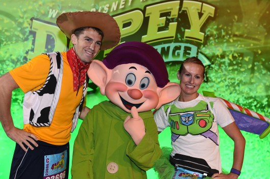 2017 Walt Disney World Marathon By The Numbers