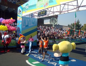 Carrera Cartoon Network México 2013