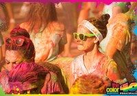 The Color Run Experience 40 principales Mexico