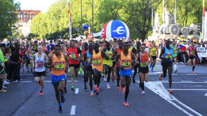 Maratón Rock 'n' Roll Madrid 2015