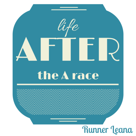 "Life After the ""A"" Race"