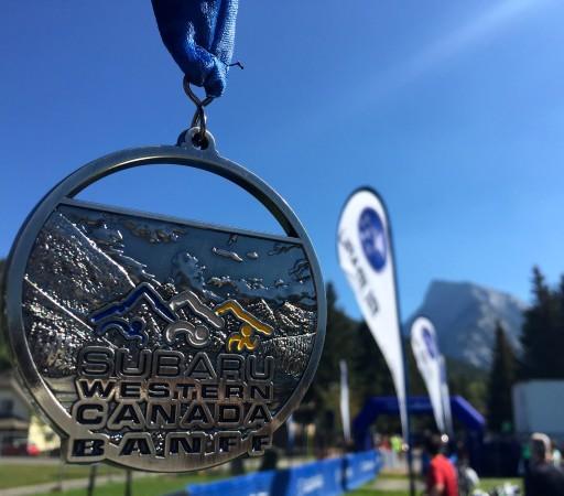Race Report: Subaru Banff Olympic Triathlon