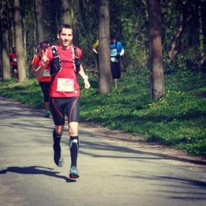 ecotrail paris 30km 2014 avec manchons de compression