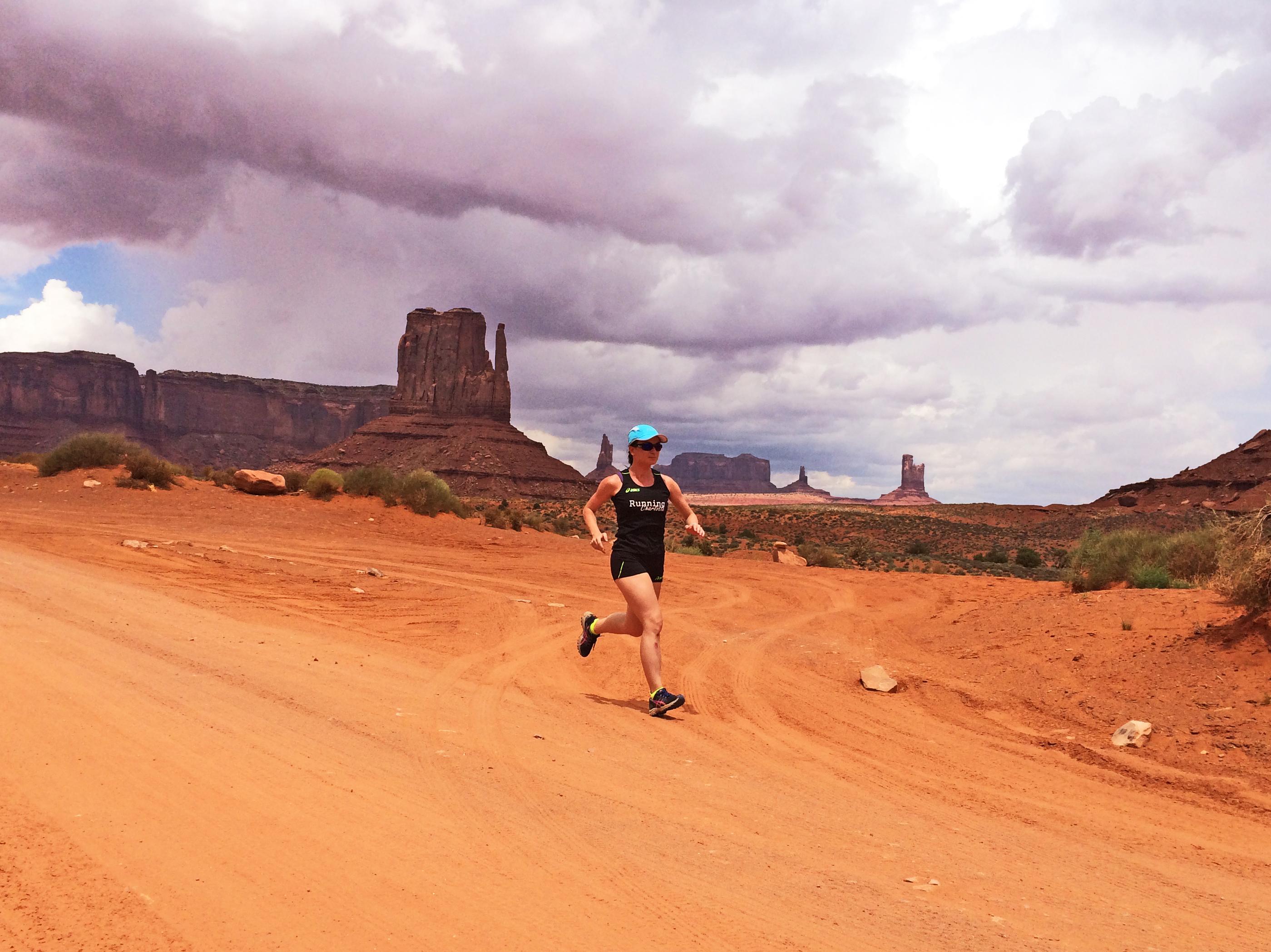 Corri con John Wayne e Forrest Gump: Monument Valley, USA