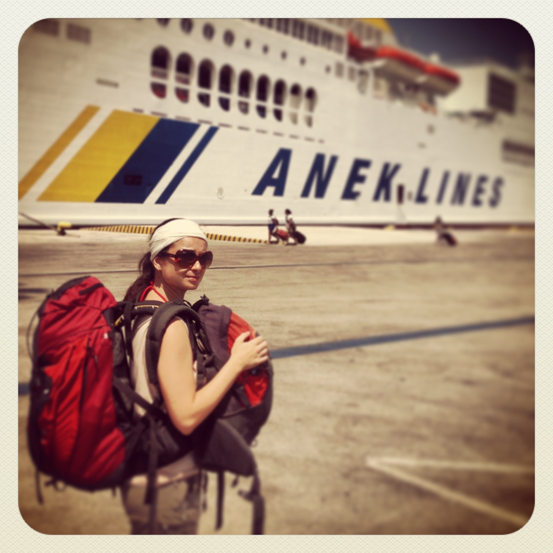 RunningCharlotte: viaggiare leggeri