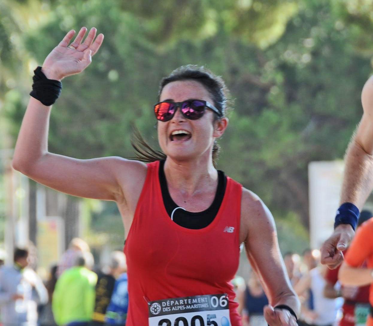 Le immagini della mia Marathon des Alpes Maritimes