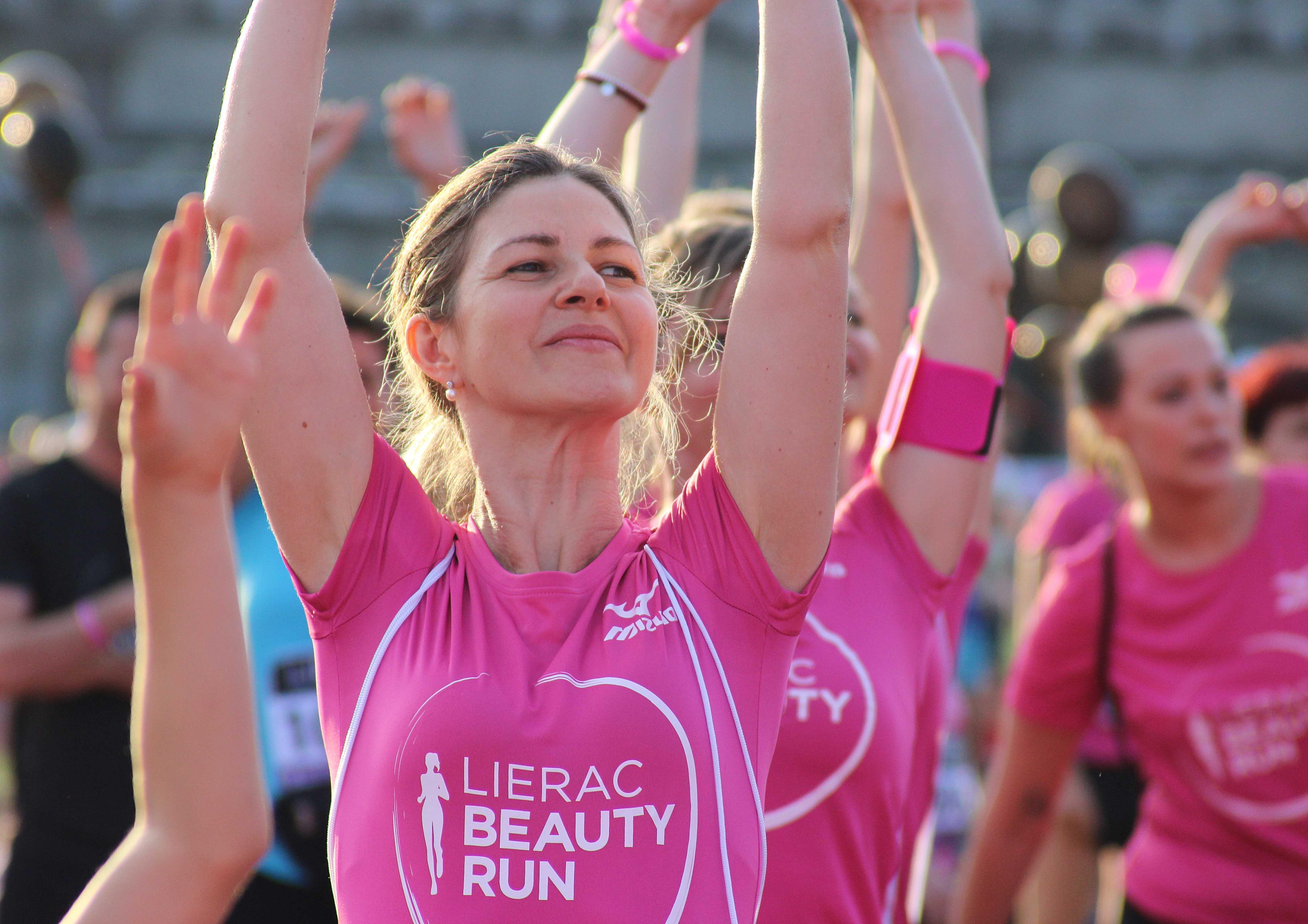 Lierac Beauty Run, per le donne risolte