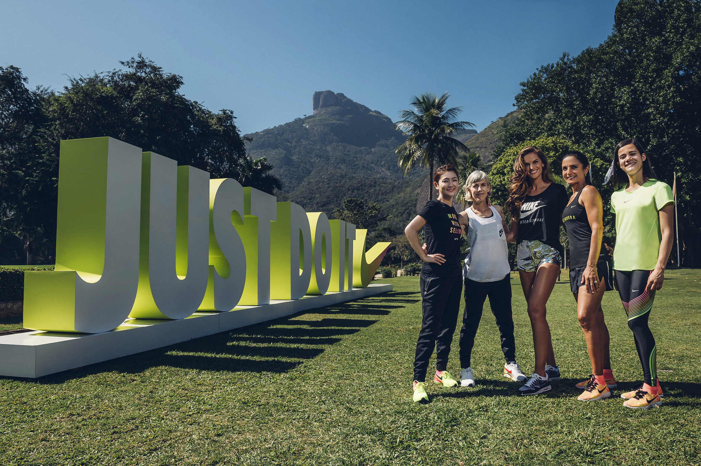 La forza delle donne: Nike Beautiful X Powerful Collection