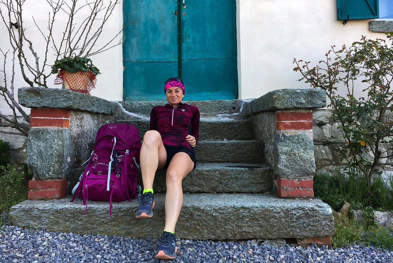 Trekking sull'Altavia dei Monti Liguri