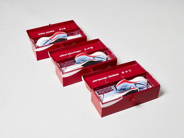 La scarpa da maratona perfetta. Nike (r)innova il sogno.