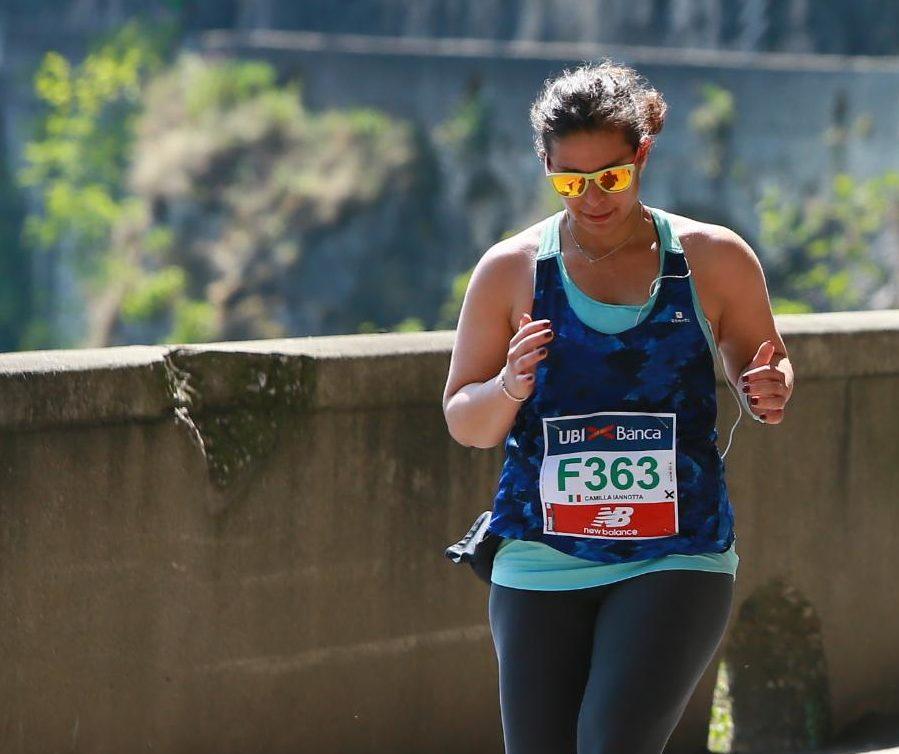La Storia di Camilla – Una principessa alla EA7 Milano Marathon