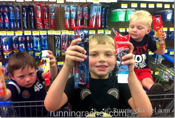 #colgate4kids via @runningrachel