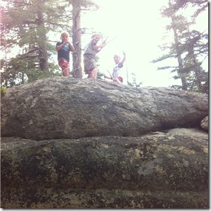 boulders and boys