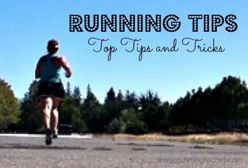 RunningTips: Top Tips and Tricks