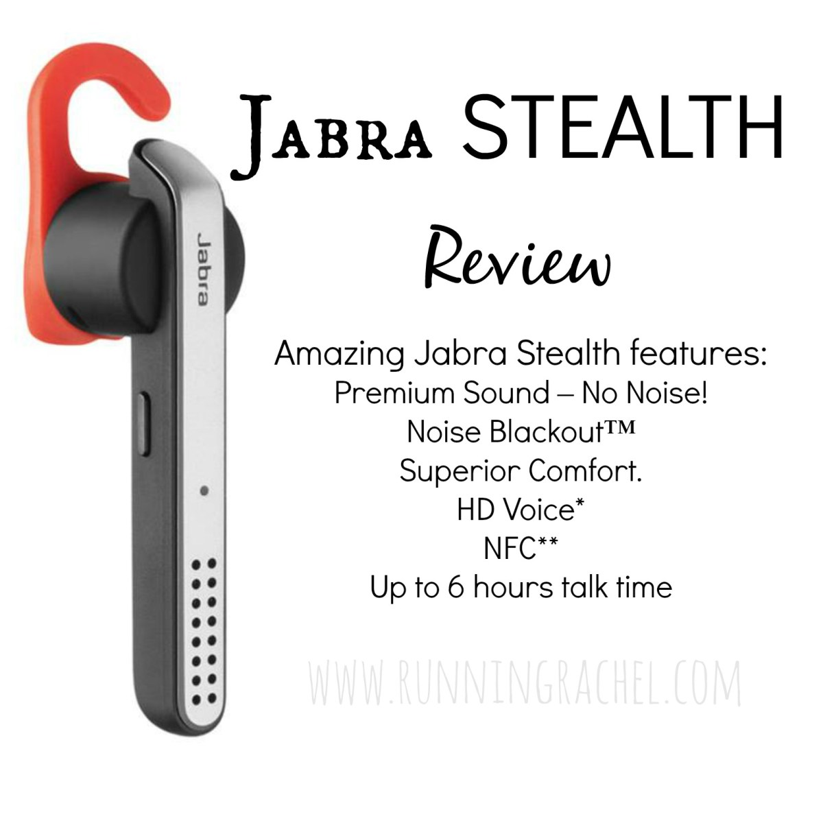 Jabra Stealth Review