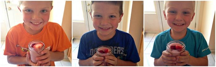 kid friendly smoothie