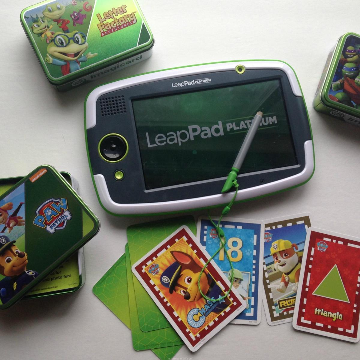 Leaping In To Learning with LeapFrog