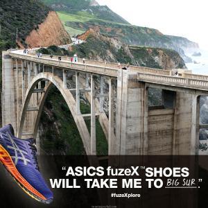 ASICS fuzeX shoe