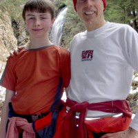 Sitka Dad, Son to Run With a Health Message