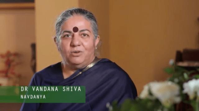 Dr. Vandana Shiva, Navdanya