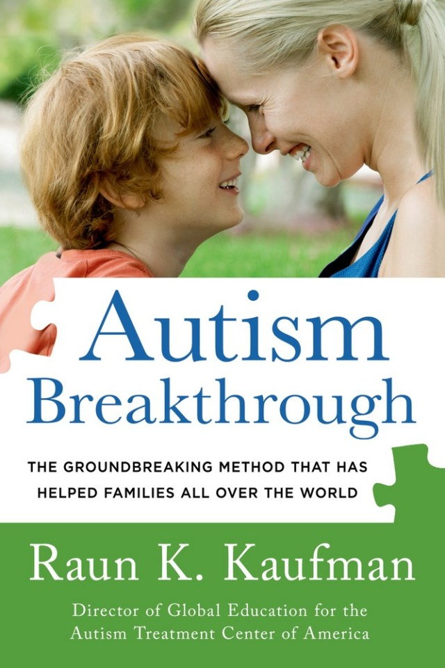 Autism Breakthrough book image