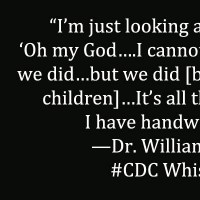 Congressman Jason Chaffetz, Subpoena the CDC Whistleblower, Dr. William Thompson