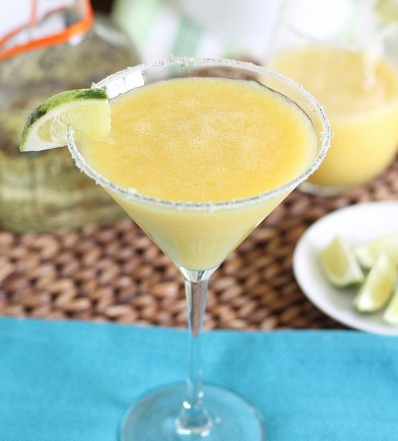 Paleo Coconut Margaritas
