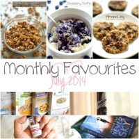. monthly favourites - july 2014 .