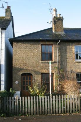 2 Bedroom End Terrace House, Egham