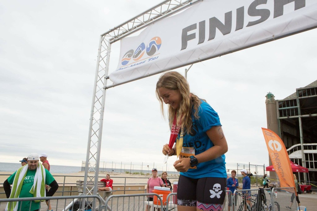 Atlantic City Half Ironman Training Recap