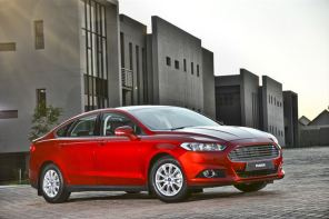 Ford Fusion 1.5 Ecoboost review