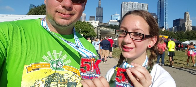 Race Recap: Rock n Roll Chicago