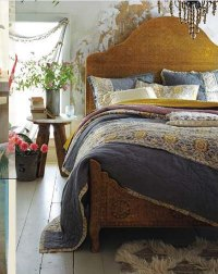 Pics For > Anthropologie Bedroom